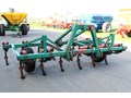 HUBBARDS STRONGMAN 12FT CHISEL PLOUGH c/w Wheels