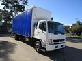 2017 FUSO FIGHTER FM67F