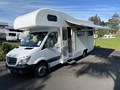 2014 MERCEDES-BENZ SPRINTER KEA RIVER REST M721
