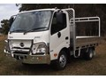 2020 HINO 300 SERIES - 616 AT 2810 WIDE TRADEACE