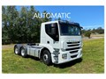 2011 IVECO STRALIS AT450