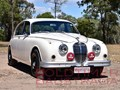 1967 JAGUAR MK II Coombs Tribute