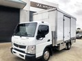 2014 FUSO CANTER 615 WIDE CAB FEB51 7/800