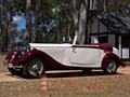 1934 BENTLEY 31/2 LITRE Park Ward Drophead Coupe