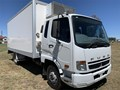 2009 FUSO FIGHTER FK61F