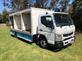 2015 FUSO CANTER 815