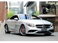 2016 MERCEDES-BENZ SL-CLASS C217 S63 AMG COUPE 2DR SPEEDSHIFT MCT 7SP 5.5TT