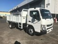 2016 FUSO CANTER 815