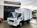 2020 HYUNDAI EX6 SWB QT Mighty Factory Freezer