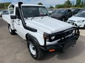 1989 TOYOTA LANDCRUISER BJ70RV