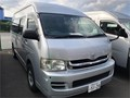 2007 TOYOTA HIACE 4WD Super Long Wheel Base 2007