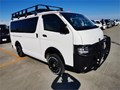 2014 TOYOTA HIACE KDH206 MY14 UPGRADE 4WD 2014
