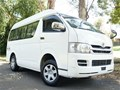 2010 TOYOTA HIACE High Roof 4WD 20010