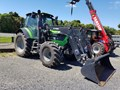 DEUTZ AGROTRON M600 SUMMIT