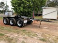 2012 MACOL TRI-AXLE ROADTRAIN DOLLY