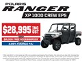 2021 POLARIS RANGER CREW XP 1000 EPS
