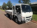 2020 FUSO CANTER 515 CITY CAB WITH SAFETY PACK