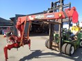 1989 UNIC V 220 TURBO Stiff Boom with Running Rope