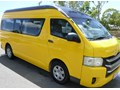 2006 TOYOTA HIACE COMMUTER BUS