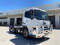 2009 NISSAN GW400 EX COUNCIL - SEMI TIPPER HYDRAULICS!