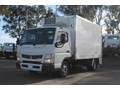 2013 FUSO CANTER 515