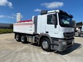 2016 MERCEDES-BENZ ACTROS 2644 TIPPER CURRENTLY IN BUILD