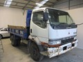 1997 MITSUBISHI FIGHTER 5.4 TON TIPPER