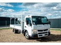 2020 FUSO CANTER 515 DROPSIDE TRAY AUTO