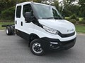 2019 IVECO DAILY 35S17 Dual Cab