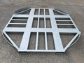 BUNDED FORKABLE MOUNTING FRAMES for 10,000L Bunded Diesel Fuel Tank