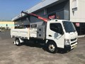 2017 FUSO CANTER 815 WIDE
