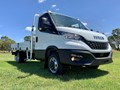2021 IVECO DAILY 45C18 TRADIE MADE AUTO