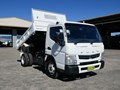 2015 FUSO CANTER 715