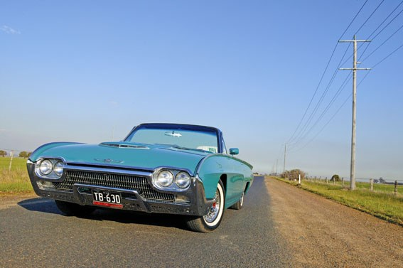 Ford Thunderbird (1961-66): Buyer's guide