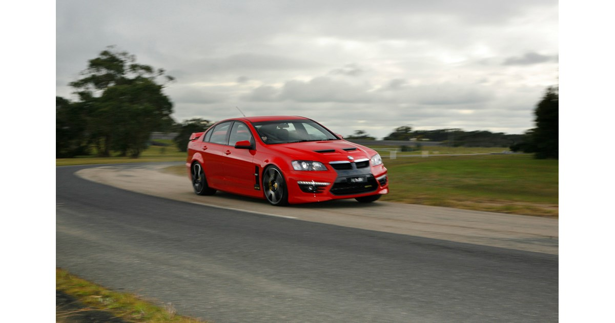 2009 HSV E Series 2 GTS Review