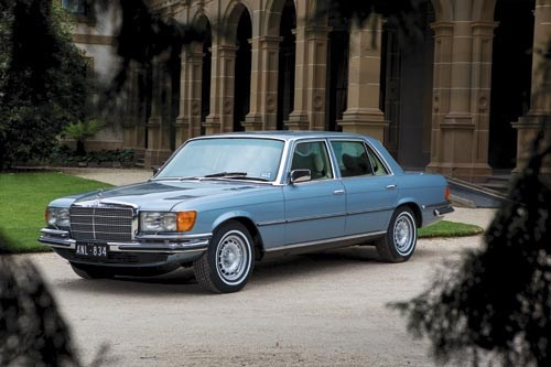 mercedes benz 450sel 6 9 world 39 s greatest cars. Black Bedroom Furniture Sets. Home Design Ideas