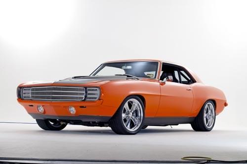 foose 1969 camaro review