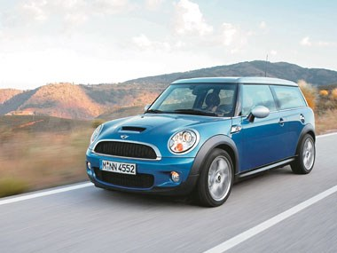 Mini Clubman 2008 Review