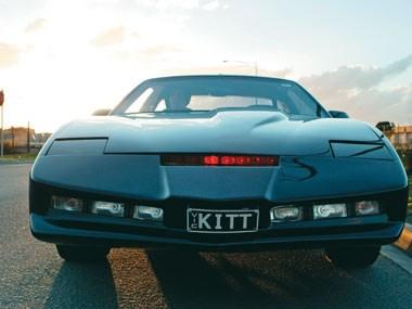 Knight Rider Car For Sale >> Pontiac Firebird Transam Knight Rider Replica