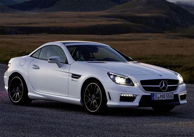 Mercedes Benz Slk55 Amg Review