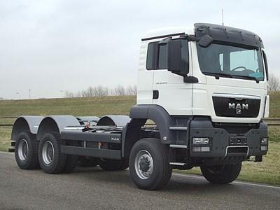 New MAN TGS 33 440 Trucks for sale