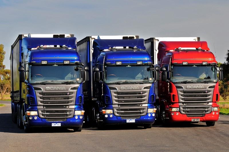 Scania Trucks R 560 6x4 / R 620 6x4 / R 730 6x4 | Review