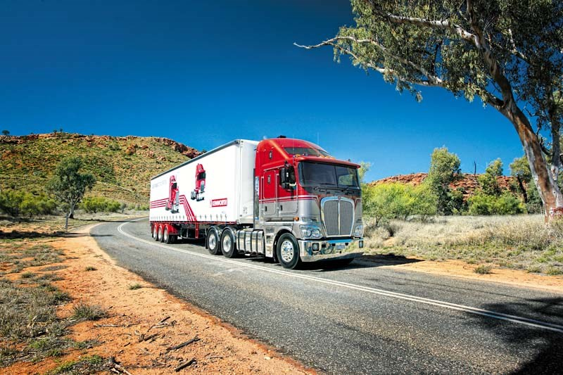 Kenworth Trucks T403/T409/T609/K200 truck video launch | Review