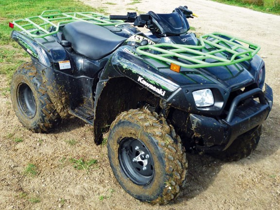 Kawasaki Brute Force 650 Quad