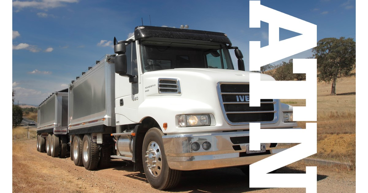 Iveco Powerstar 6400 video   Review