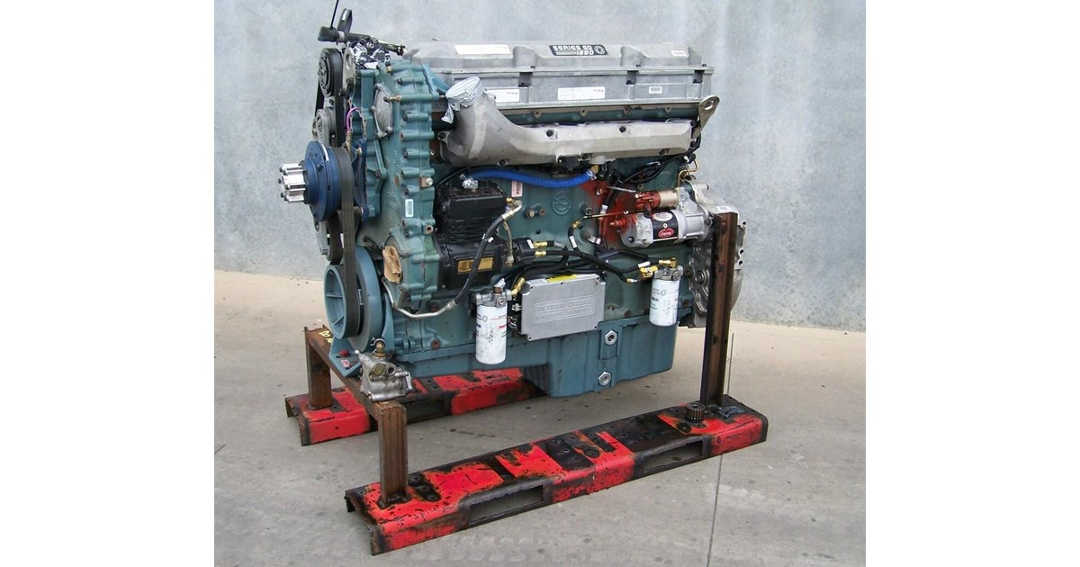 Detroit Diesel Series 60 >> Detroit Series 60 For Sale