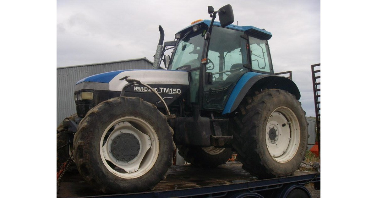 NEW HOLLAND TM150 for sale