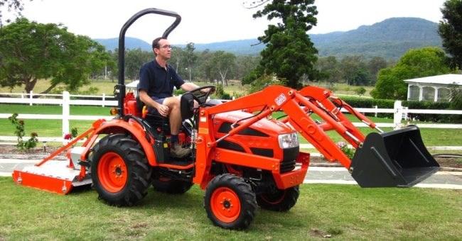 New KIOTI CK22 HST Tractors for sale