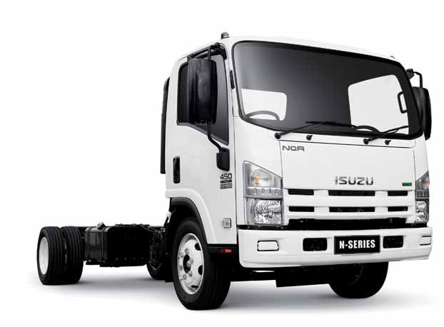 New ISUZU NQR 500L Euro V N-Series Trucks for sale