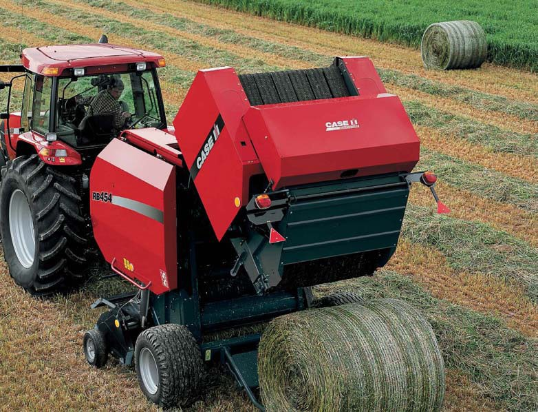 New CASE IH RB464 Rotor/Cutter RB Hay Tools for sale
